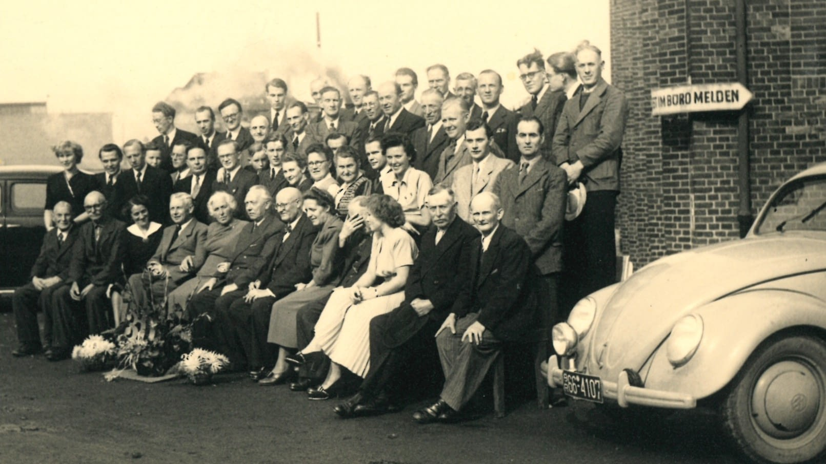 STOCKMEIER employees 1950