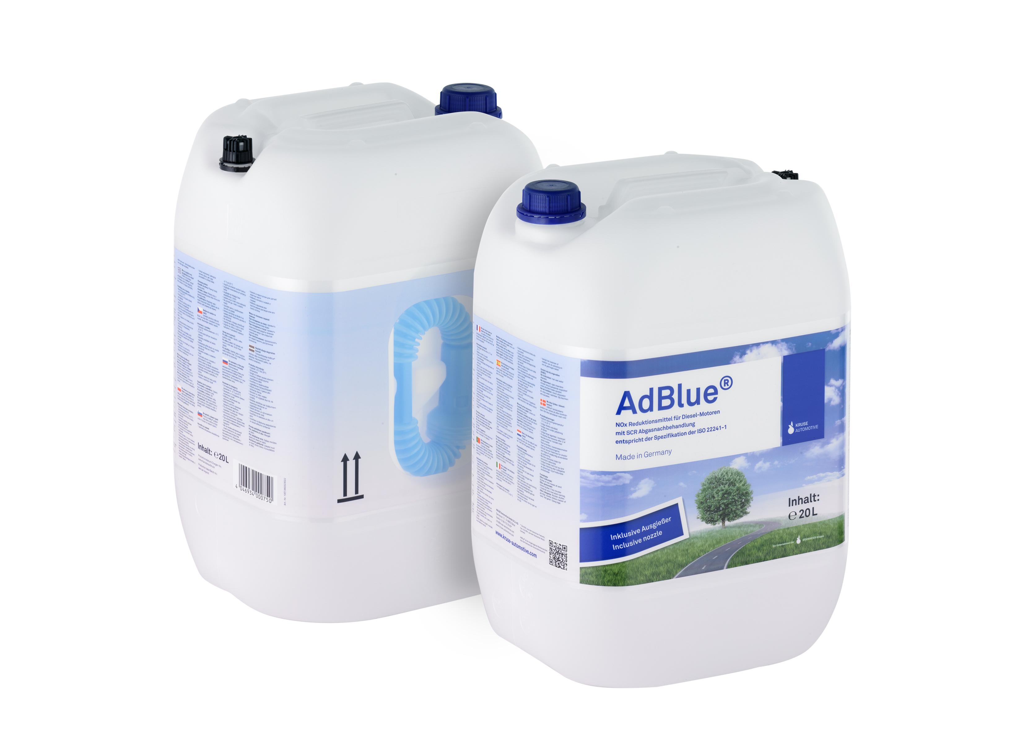 20 Liter Kanister AdBlue®