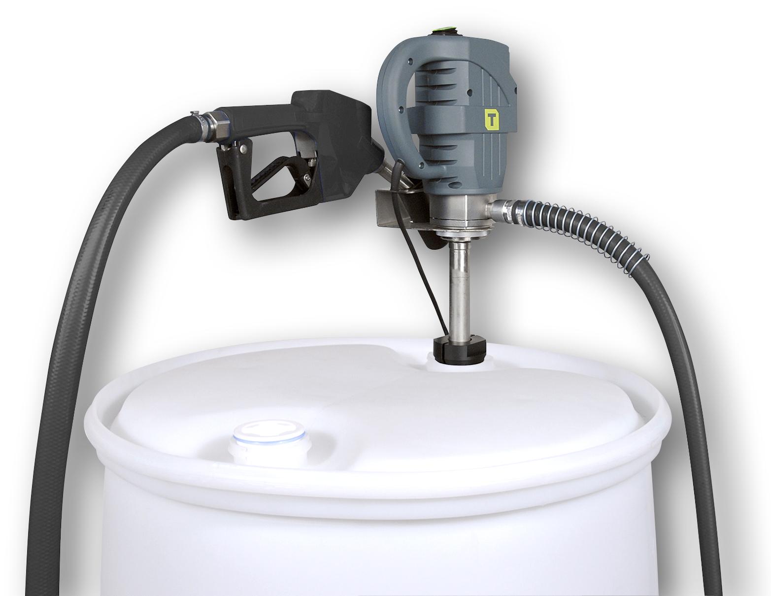 AdBlue® Basic Plus Drum Pumpset