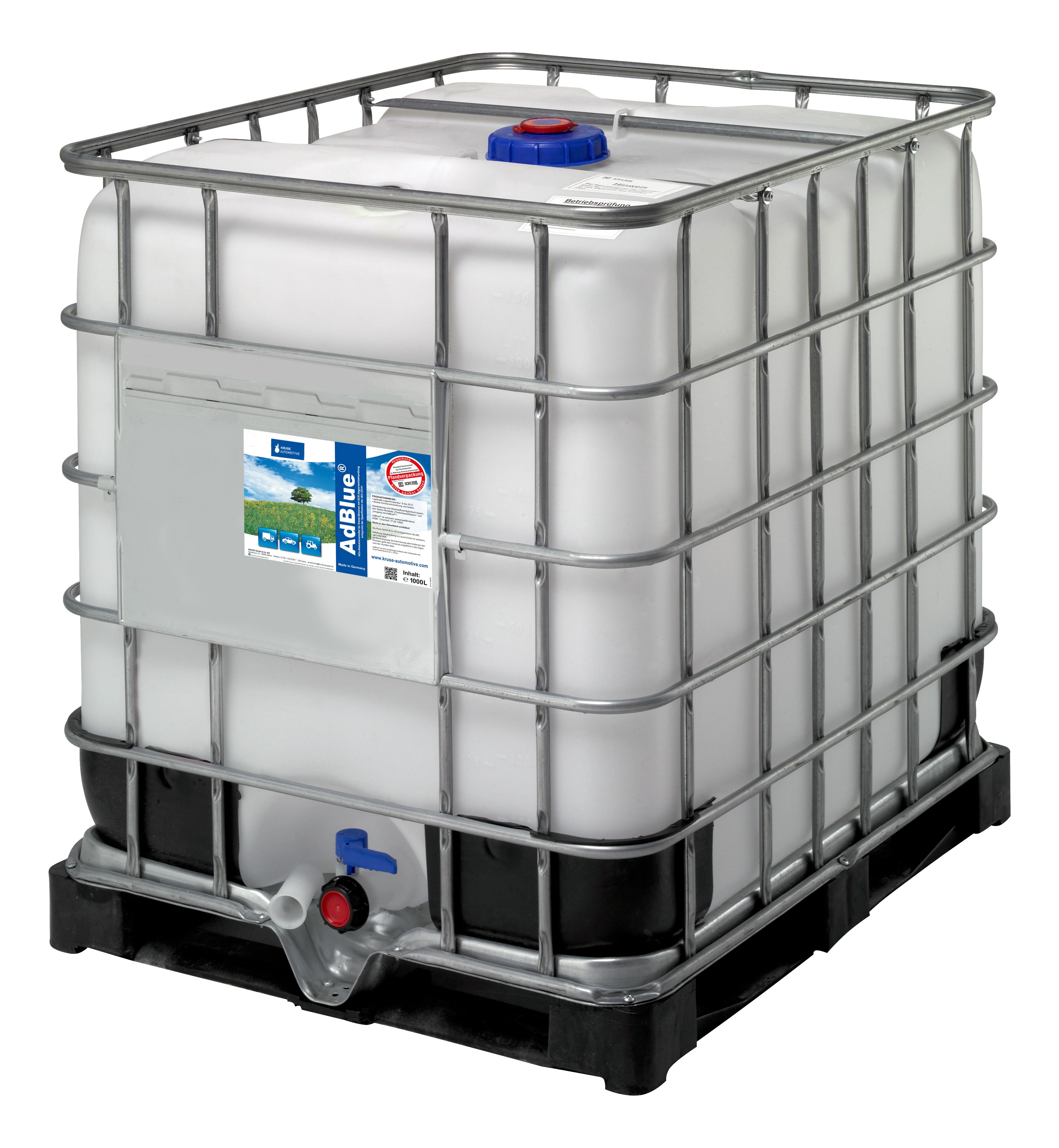 1000 litres IBC AdBlue®