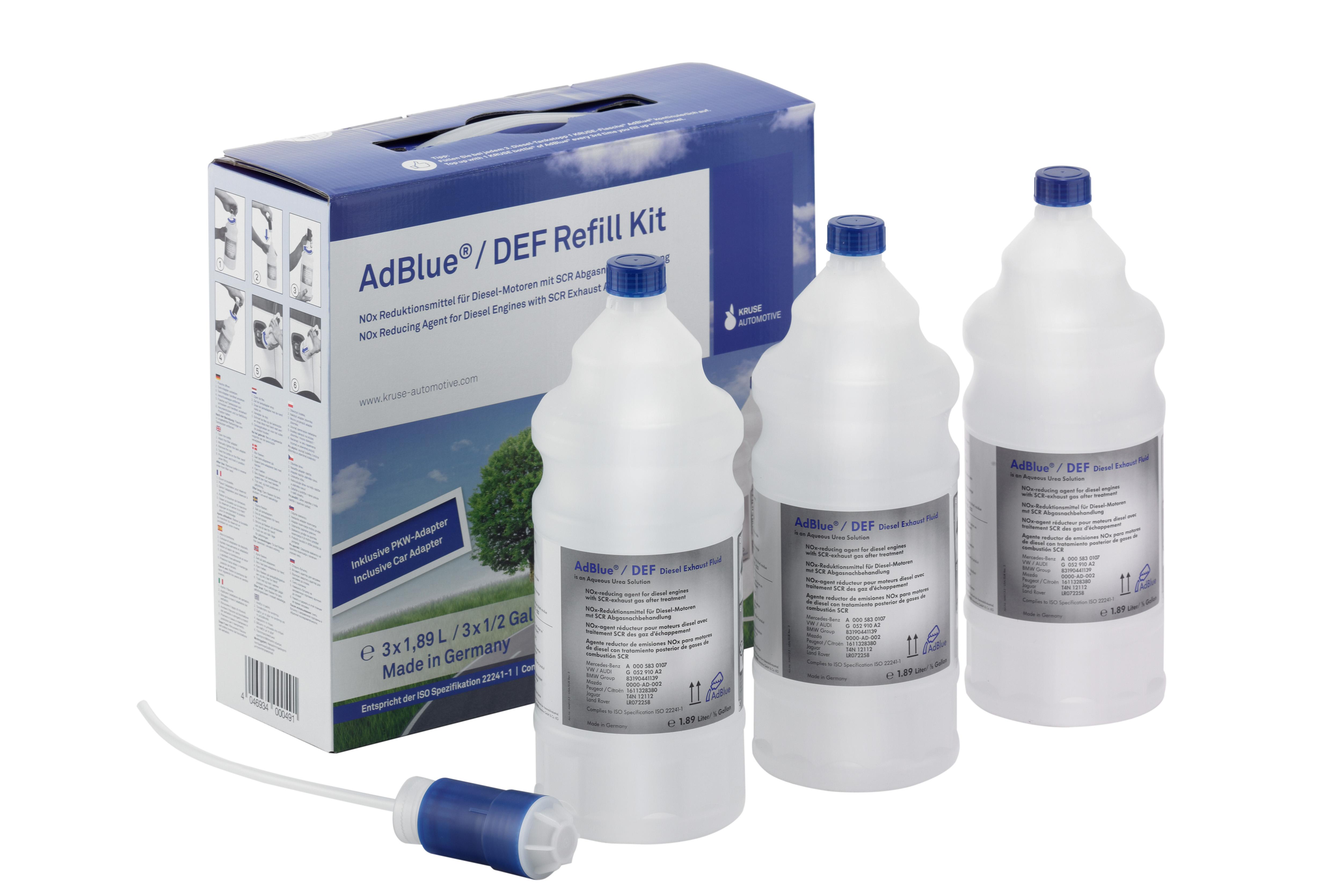 AdBlue® Refill Kit