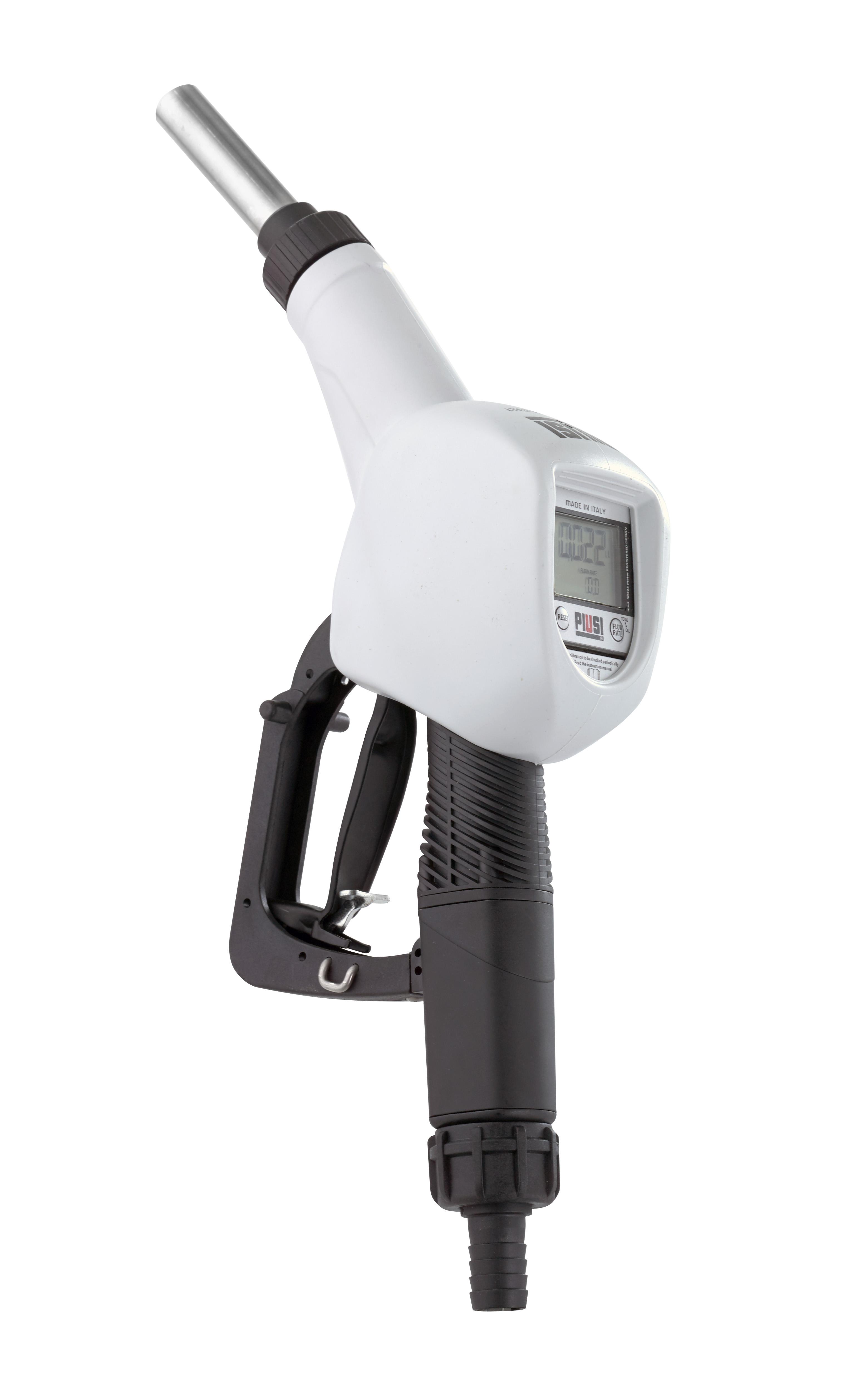 KRUSE Automatic pump nozzle with flowmeter