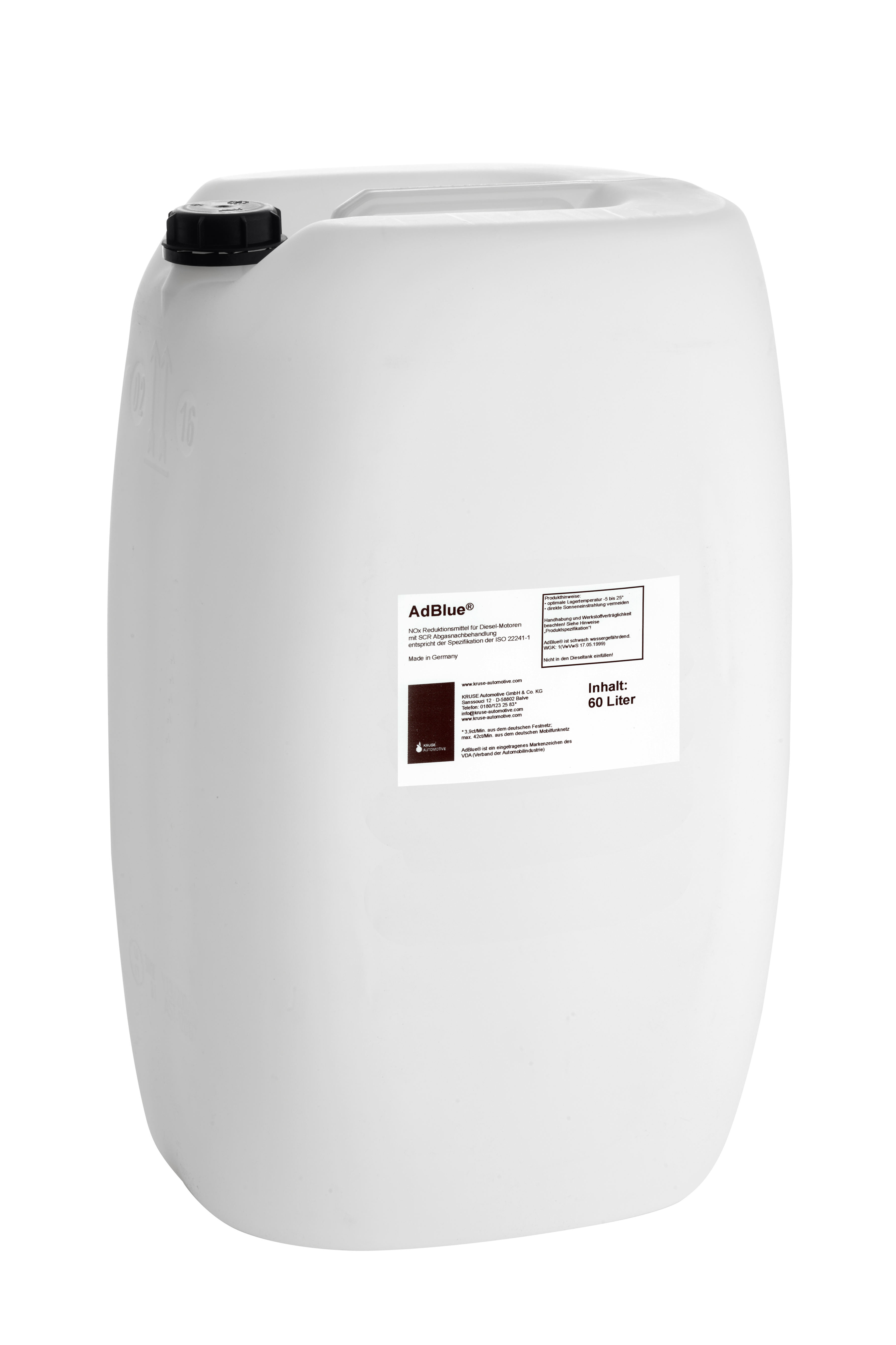 60 litre canister AdBlue®