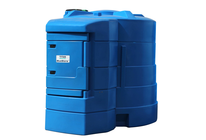 AdBlue® tank system