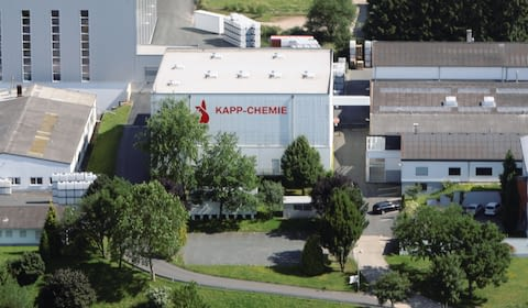 KAPP-CHEMIE areal view