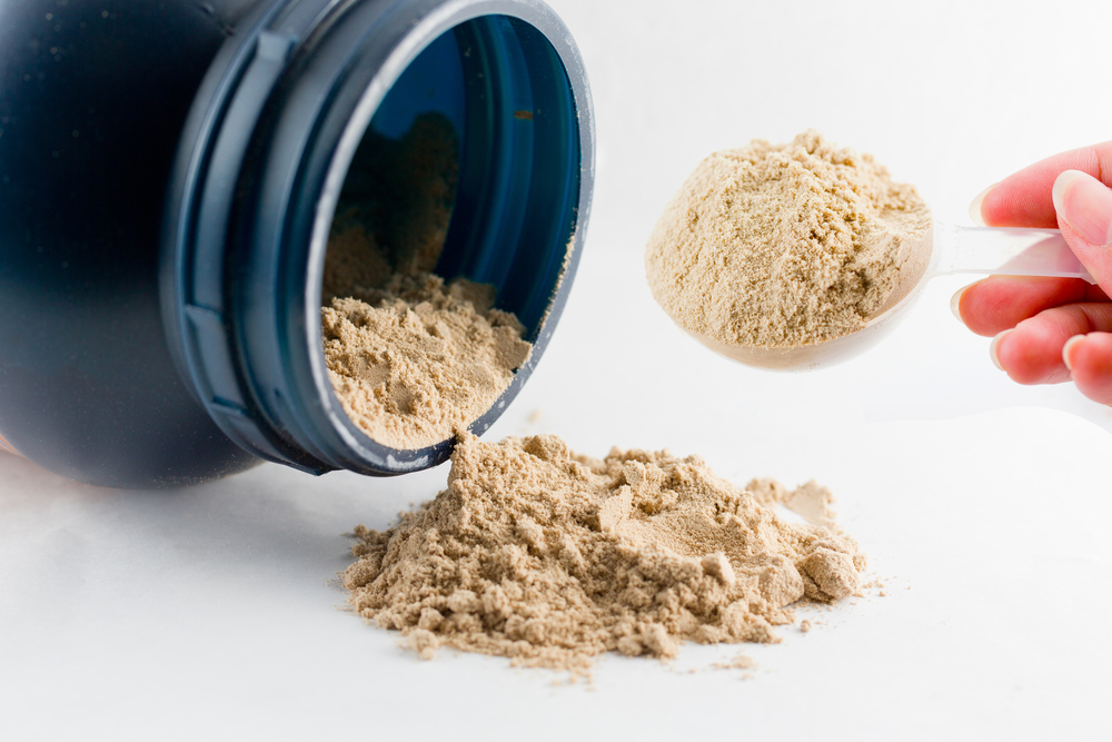 Powder ingredient for food